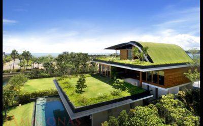 10 Extraordinarias Eco Casas de Inspiración para el Futuro