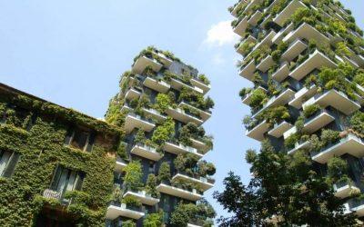 Una tendencia que crece alrededor del mundo: Las Ciudades Verdes